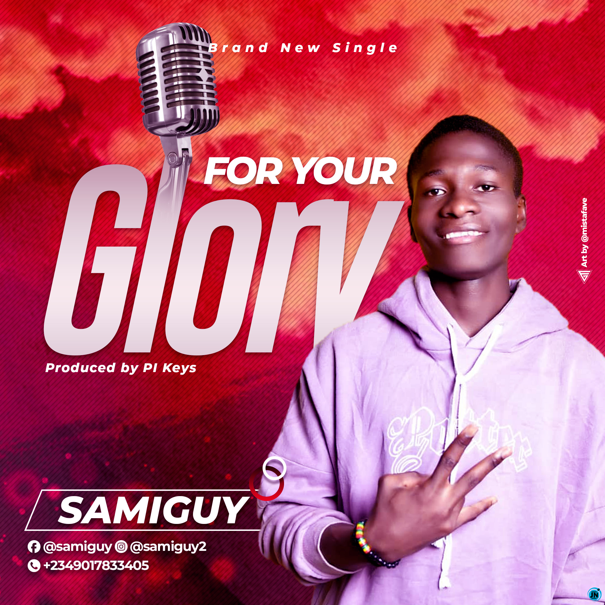 Samiguy – For Your Glory